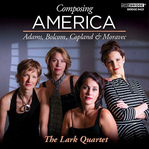Composing America Lark Quartet Bridge