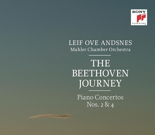 Beethoven Journey Andnses Concerto Sony