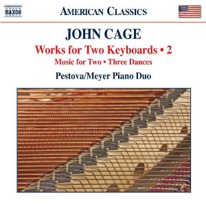 John Cage Music for Two Keyboards 2