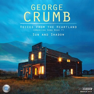 George Crumb Bridge Records 16