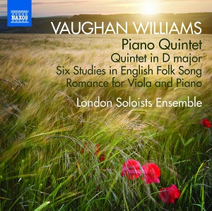 Ralph Vaughan Willaims London Soloists Ensemble
