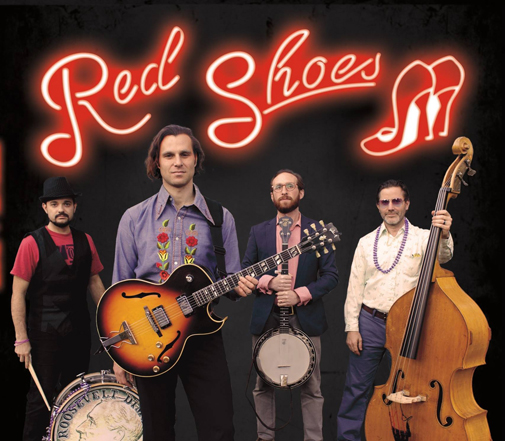 Roosevelt Dime - Red Shoes