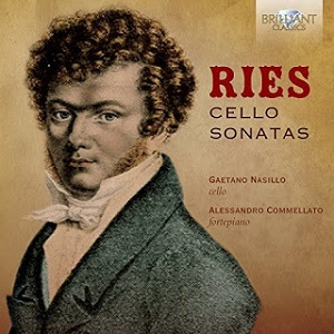 Ries Cello Sonatas