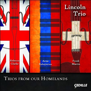Trios from our Homeland