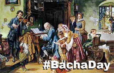 overview of johann sebastian bachs work and contribution to music Johann sebastian received his first musical instruction from his father, johann   among these works are the ascension cantata and the christmas oratorio.