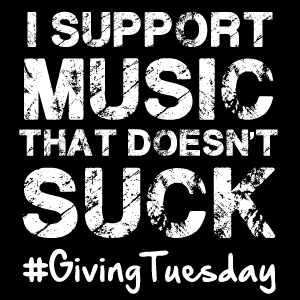 i support music that doesnt suck