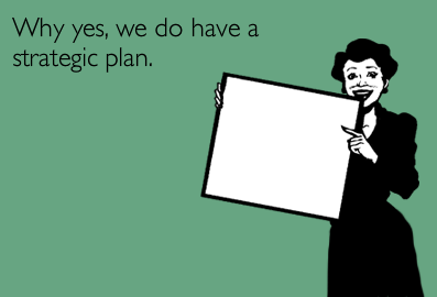 why yes strategic plan