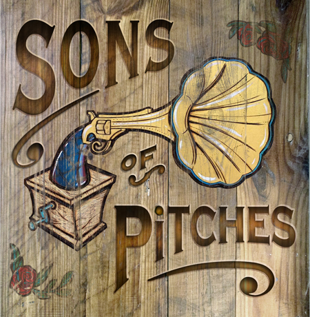 Sons of Pitches Album Cover