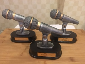 VAB 2017 awards for WTJU